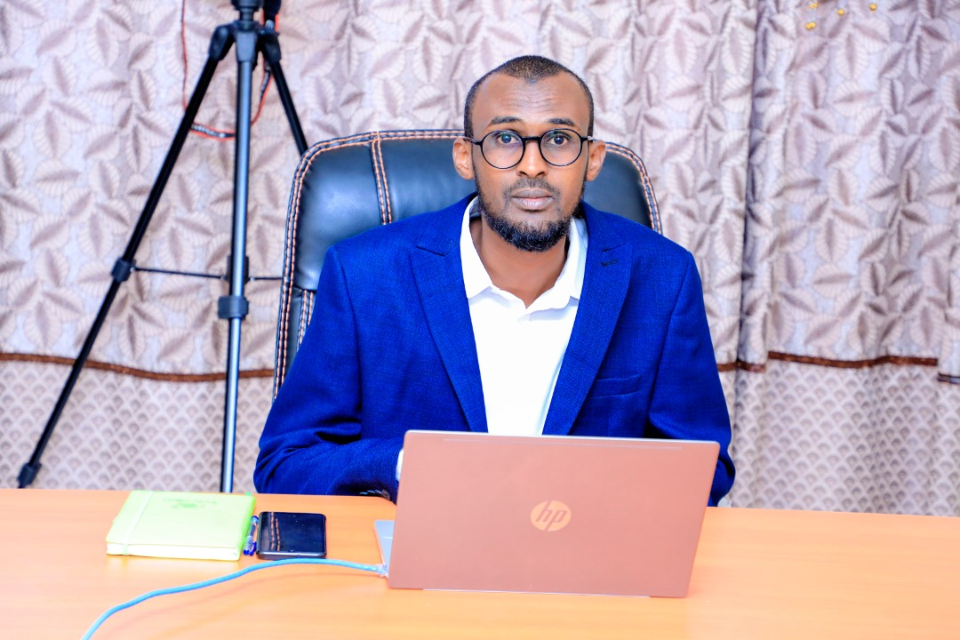 Mukhtar Abdi Omar, Dean, School of Postgraduate Studies and Research File/PHOTO